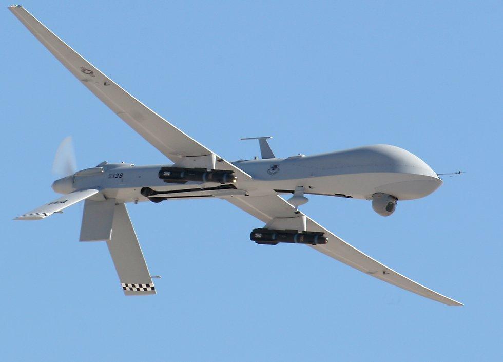 Drones: Het waakt en spoort opdat zij rusten