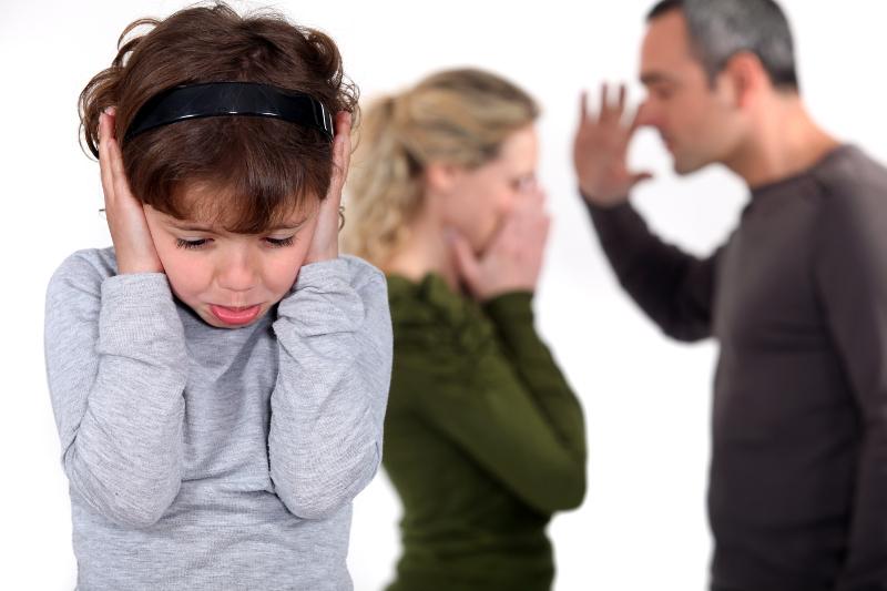 De positie van het kind bij een vechtscheiding.