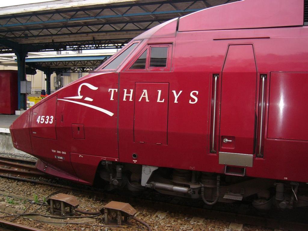 Aanslag in de trein