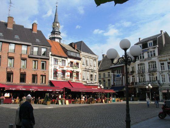 Last-minute exchange naar… Hasselt, België!