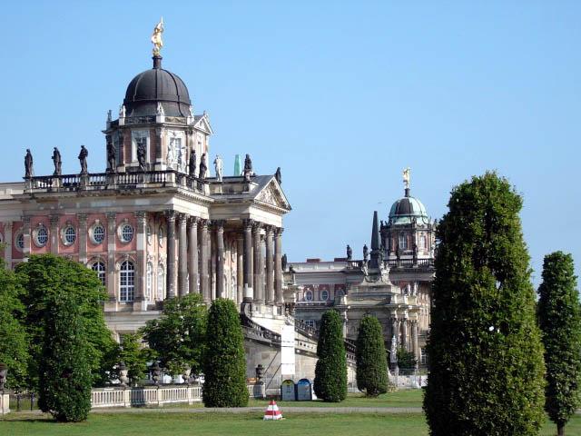Last-minute exchange naar… Potsdam, Duitsland!