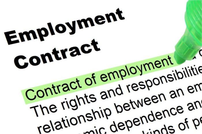 Veranderingen in het arbeidsrecht