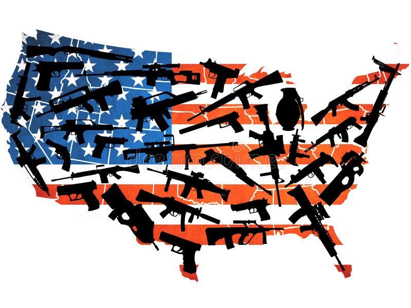 'Mass shootings' in de Verenigde Staten: op te lossen met een strengere wapenwetgeving?