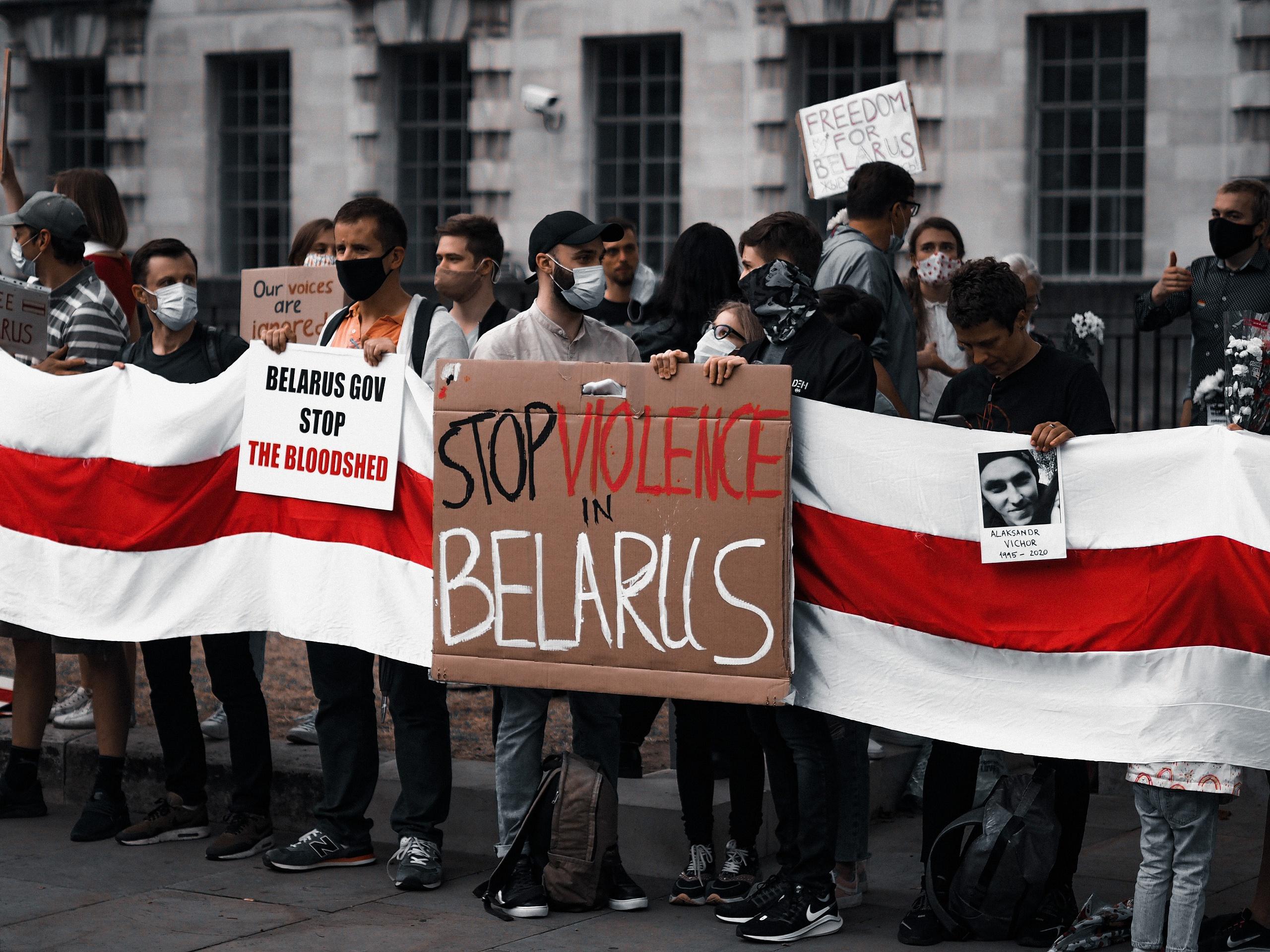 Belarus: Torture, Deaths & Mass-arrests