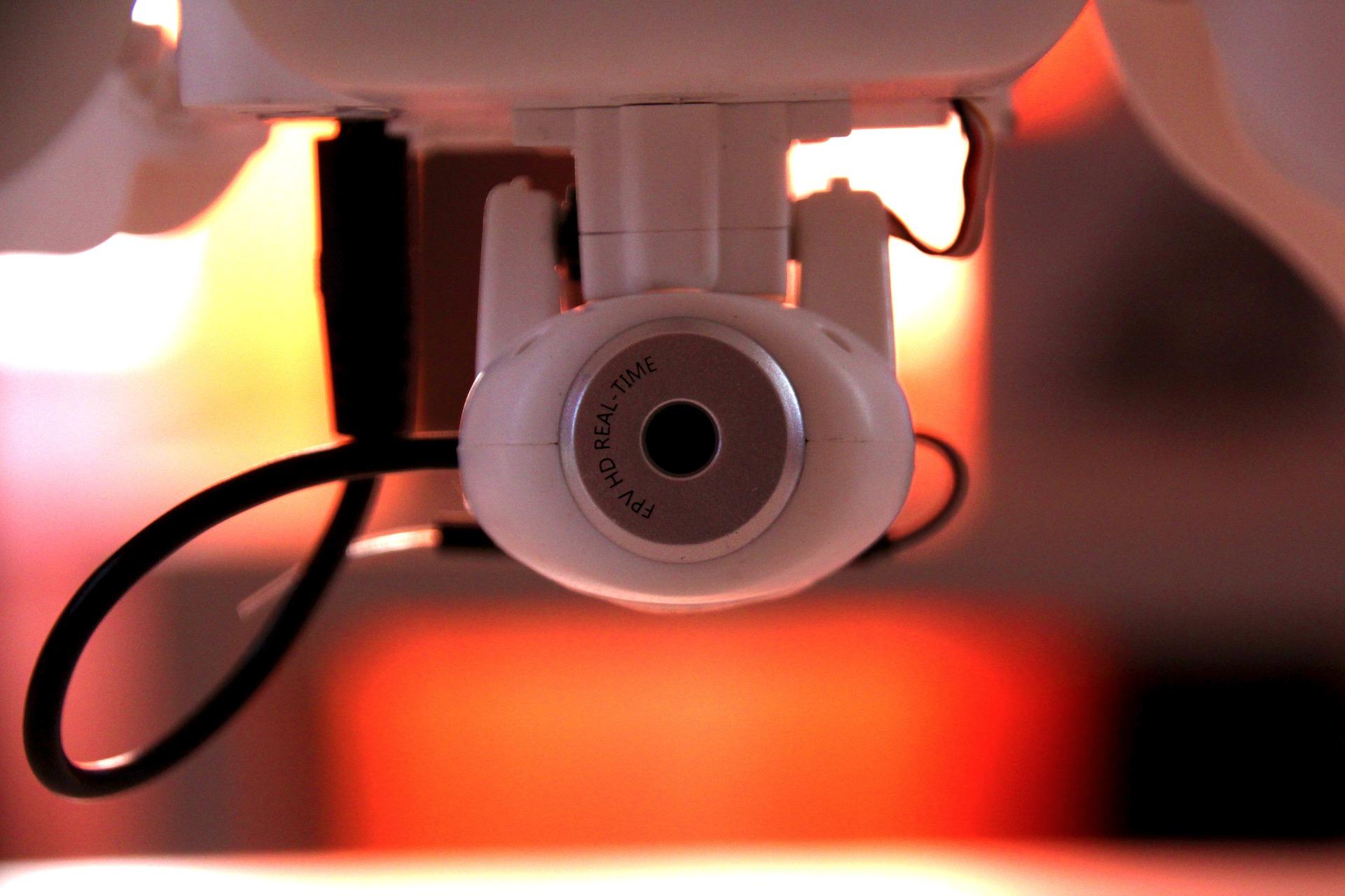 Cameratoezicht op het werkvloer