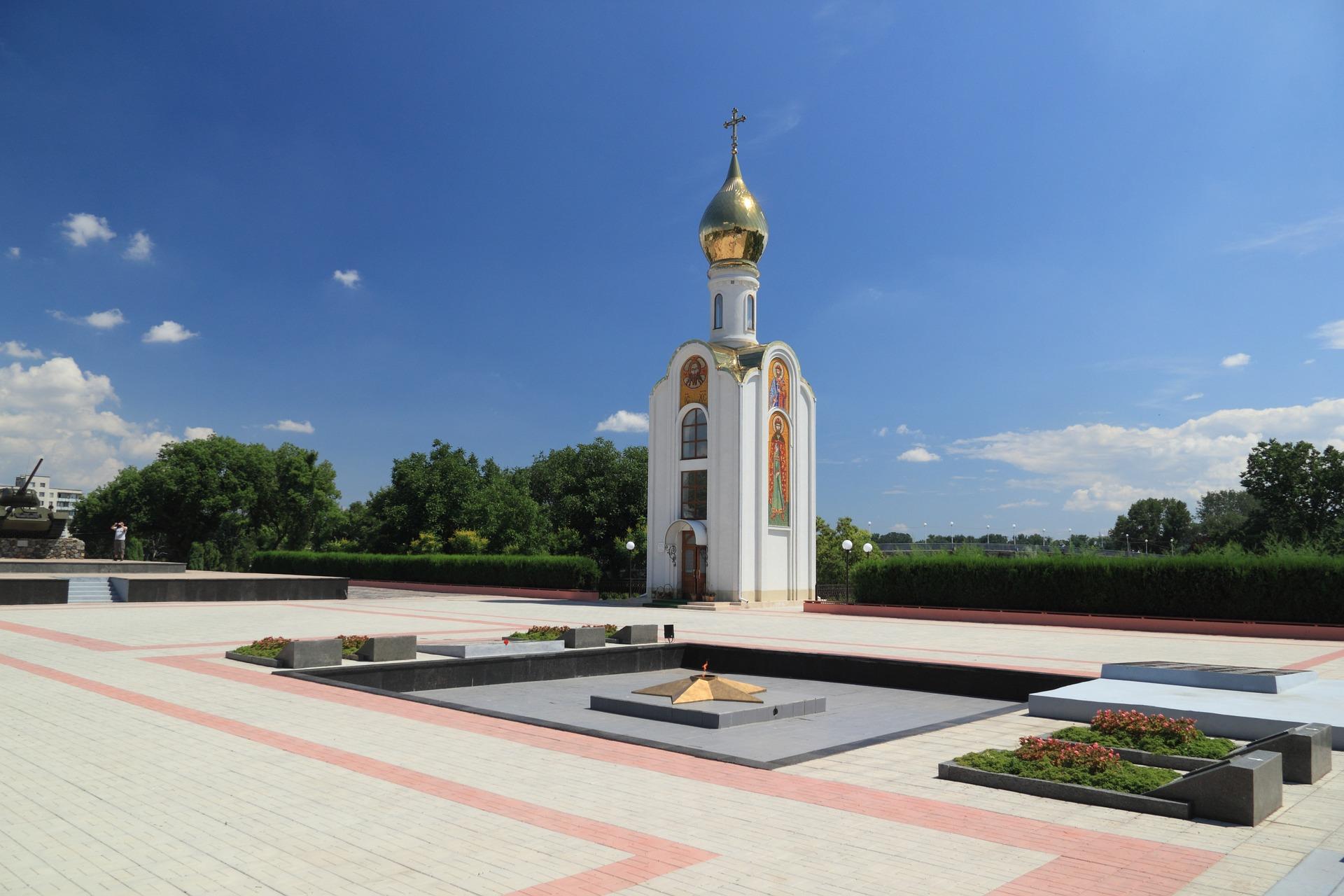 Transnistria, a non-recognized state explained.