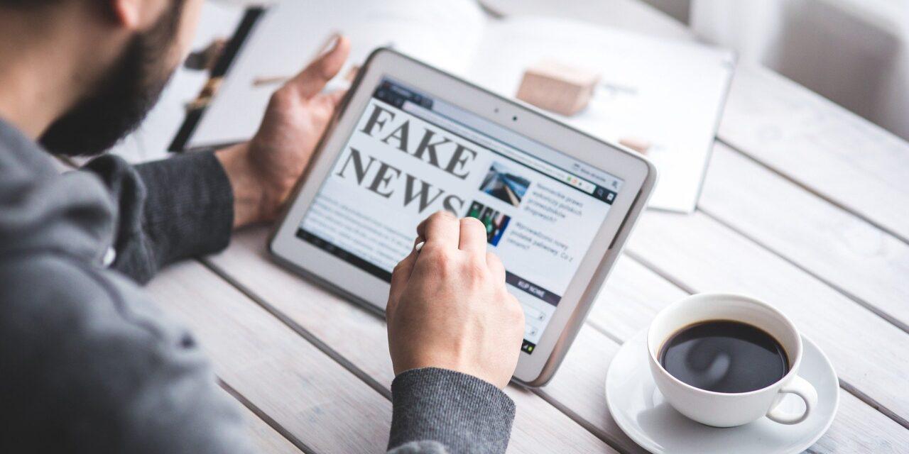 Fake news in de wet