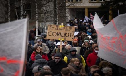Is het recht tot demonstreren een absoluut grondrecht?